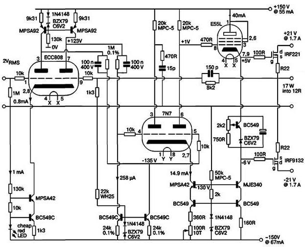Сопряжение по постоянному току, используя источник тока в качестве приемника