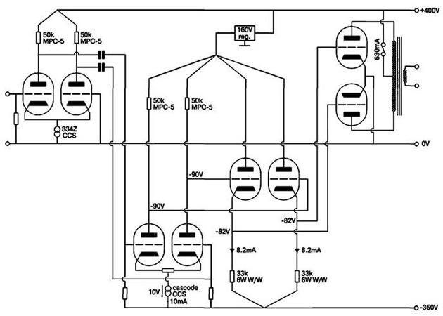 Электрическая схема веко dsk